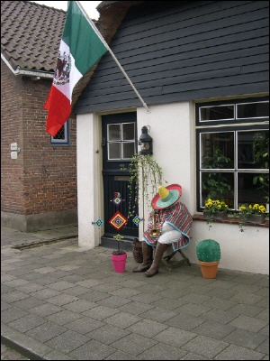 Mexicaanse dag in Asperen
