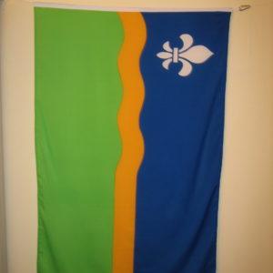 Flevoland vlag