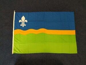 Flevolandse vlag van Flevoland