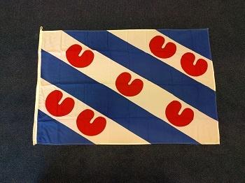 Friese vlag van Friesland