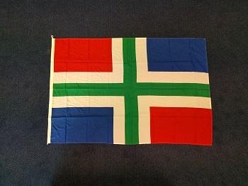 Groningse vlag van Groningen