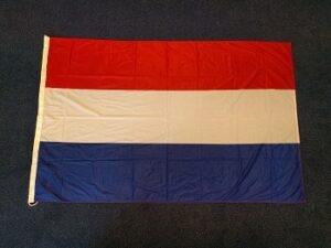Nederlandse vlag van Nederland
