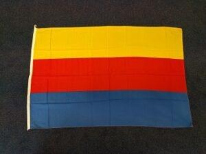 Noordhollandse vlag van Noord-Holland