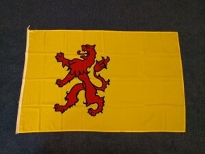 Zuidhollandse vlag van Zuid-Holland